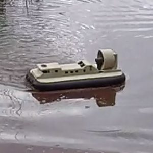 Remote Control Model Hovercrafts